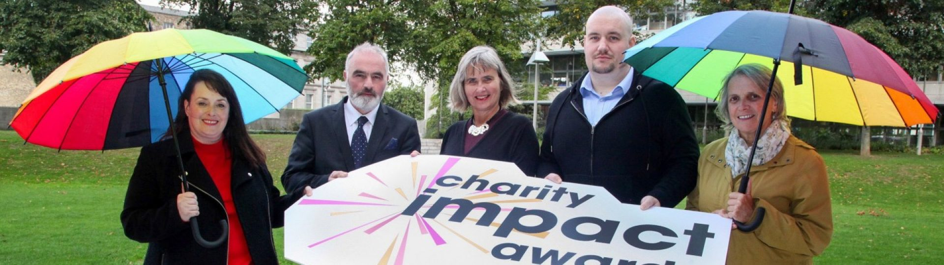 Charity Impact Awards Launch